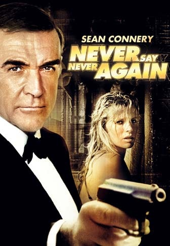 Bond - Never say never again