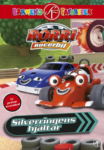 Roary the Racing Car: Silver hatch heroes