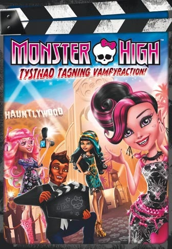 Monster High: Freights, Camera, Action!