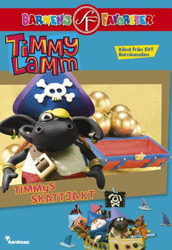 Timmy Time: Timmy's Treasure trail