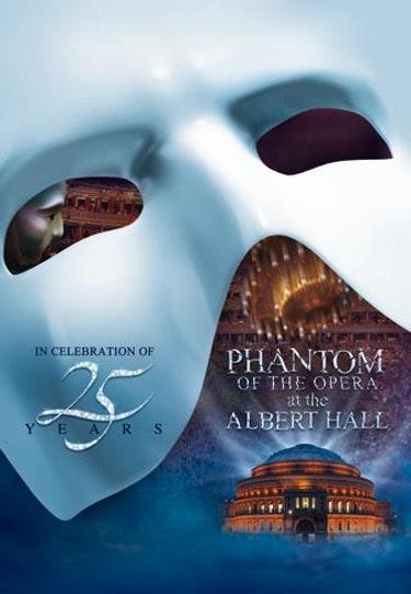 Andrew Lloyd Webbers Phantom of the Opera at the Royal Albert Hall