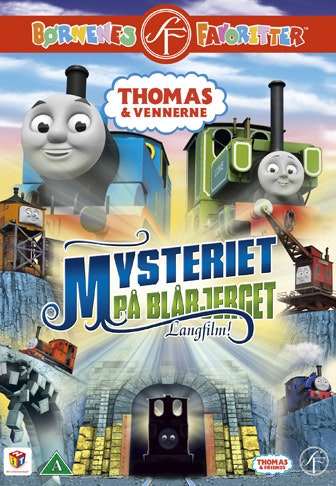 Thomas and Friends: Blue Mountain Mystery