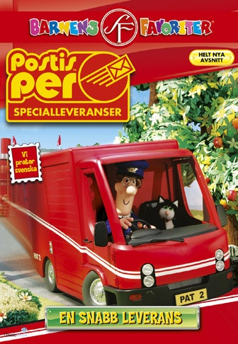 Postman Pat: To the rescue