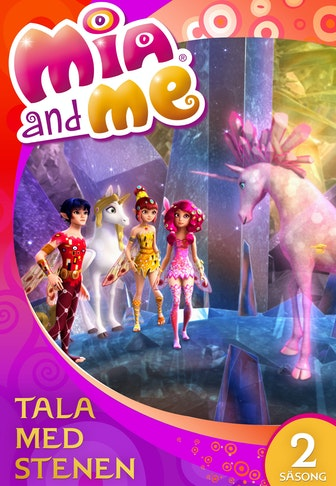 Mia and me: Speaking with Stones