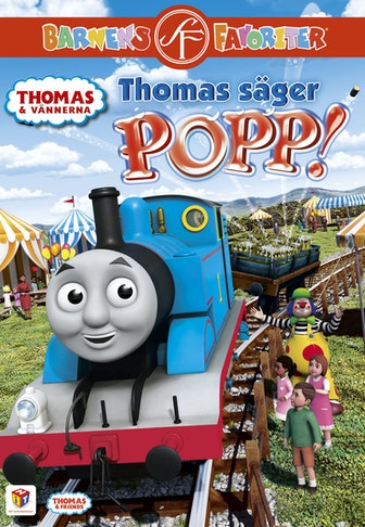 Thomas and friends - Pop goes Thomas