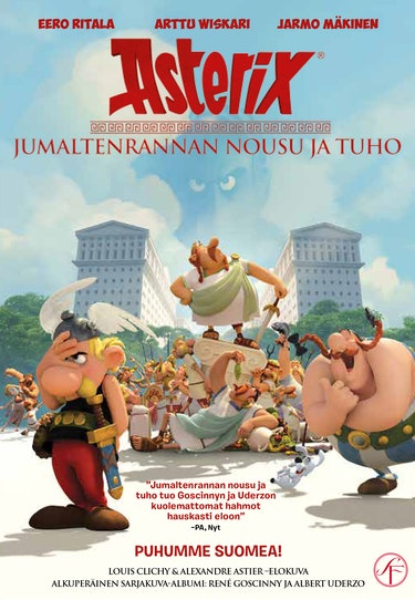Asterix - The Land of the Gods