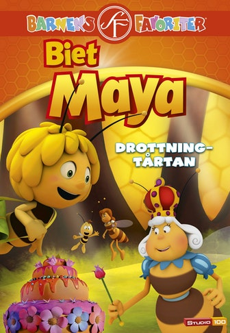 Maya the Bee: Cake for the Queen