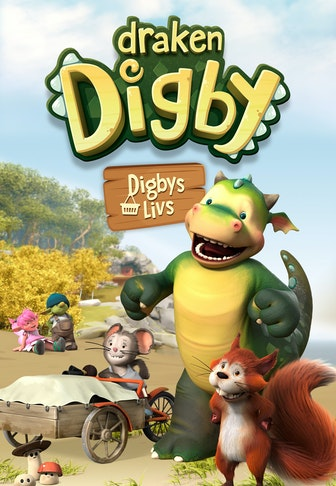 Digby Dragon - Digby's Store