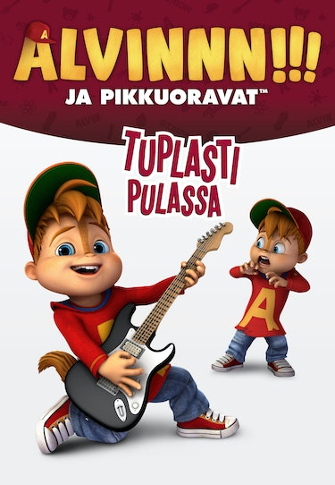 Alvinnn and the chipmunks S2 Vol 3 - Double Trouble