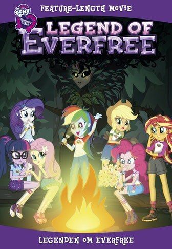 My Little Pony: Equestrian Girls - Legend of Everfree