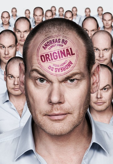 Andreas Bo - Original