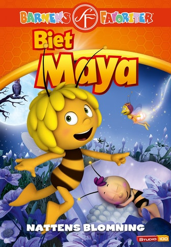 Maya the Bee: Night blooms