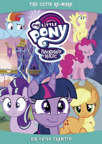 My Little Pony - The Cutie Re-Mark s. 5 vol 4
