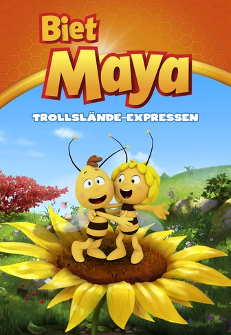 Maya the Bee: Dragonfly Express