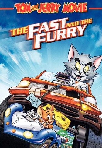 Tom & Jerry - The fast and the furry