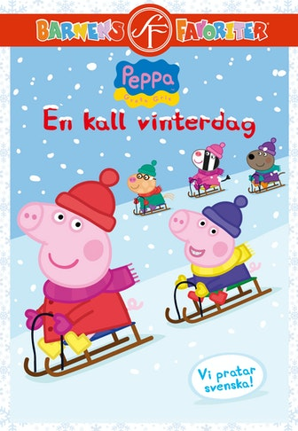 Peppa Pig: A cold winterday