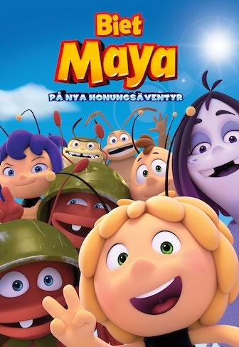 Maya the Bee: Honey Games