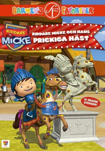 Mike the Knight: The polka dot horse