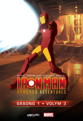 Iron Man: Armoured Adventures - Vol 3