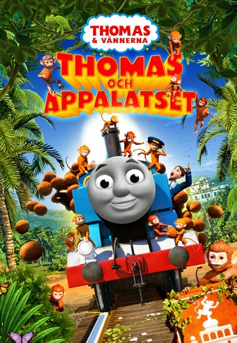 Thomas & Friends: Monkey Trouble