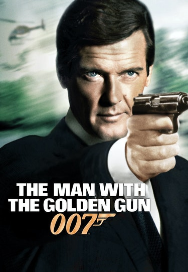 Bond - The Man with the Golden Gun
