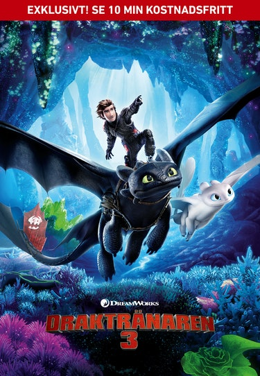How to Train your Dragon: The Hidden World - Preview