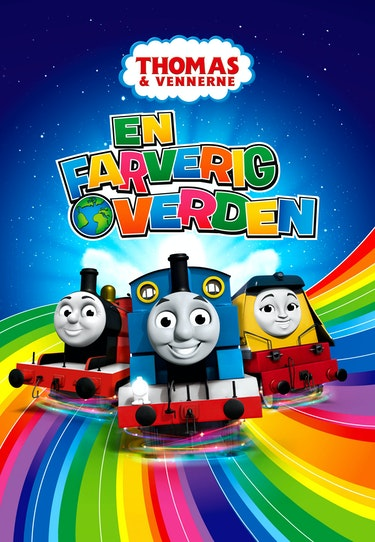 Thomas & Friends: A Colourful World