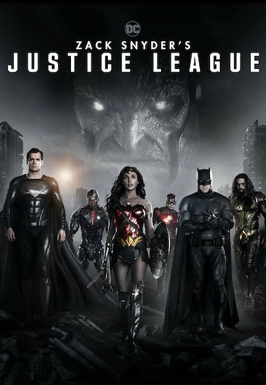 Justice League: The Snyder Cut