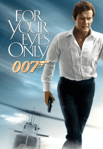 Bond - For your eyes only