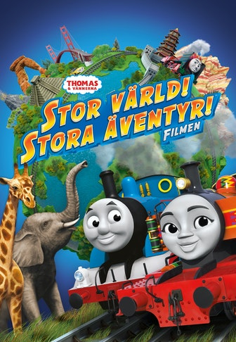 Thomas & Friends - Big World Adventures