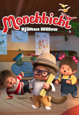 Monchhichi -  Title Willow The hero