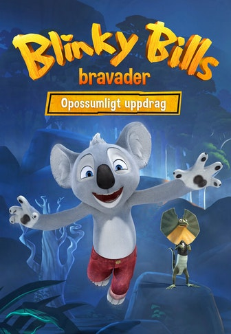 Wild adventures of Blinky Bill: Mission Impossumble