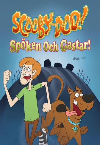 Be Cool, Scooby Doo! Ghosts & Ghouls