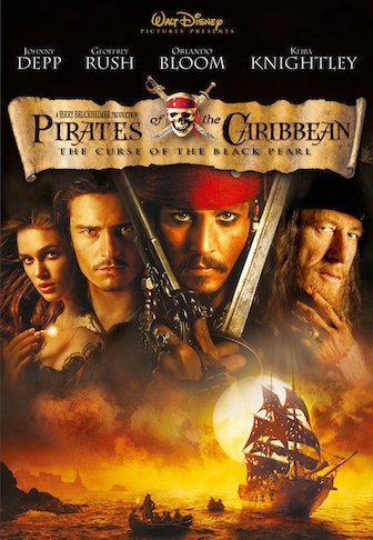 Pirates of the Carribean - The Curse of The Black Pearl