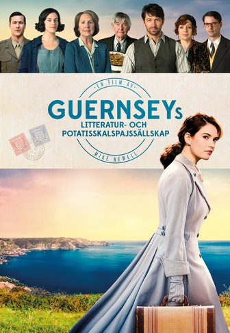 The Guernsey Litterary and potato peel pie society