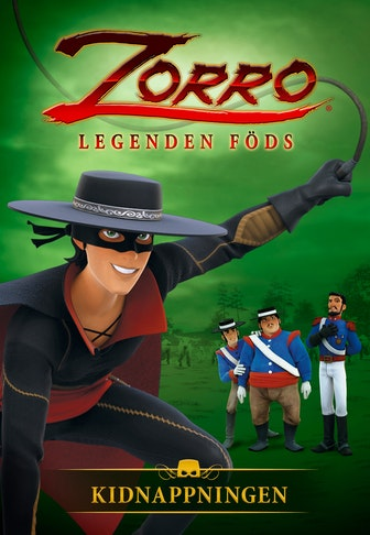 Zorro: The Chronicles - The Cattle Drive