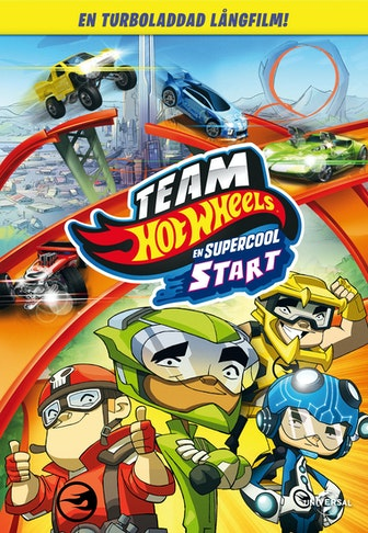 Team Hot Wheels: the Orgin of Awesome