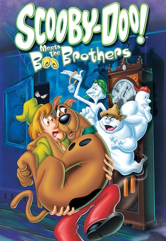 Scooby-Doo & The Boo Brothers