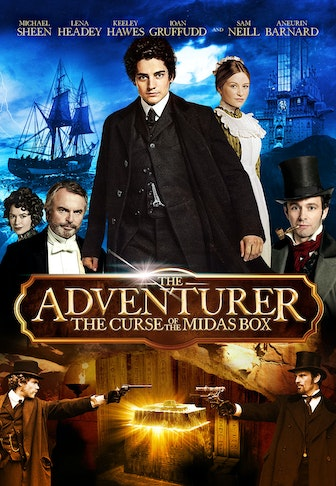 The Adventurer: Curse of Midas Box